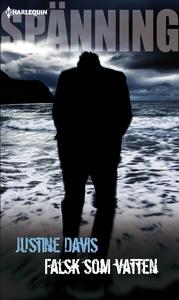 Falsk som vatten (e-bok) av Justine Davis