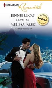 En kväll i Rio/Hjärtats revansch (e-bok) av Jen