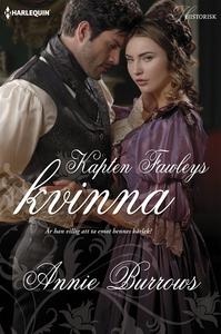 Kapten Fawleys kvinna (e-bok) av Annie Burrows