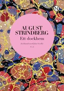 Ett dockhem (ljudbok) av August Strindberg