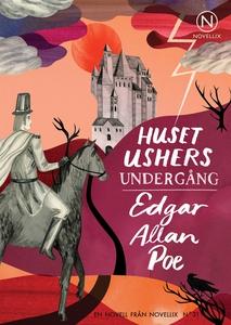 Huset Ushers undergång (ljudbok) av Edgar Allan