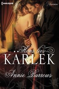 Hans livs kärlek (e-bok) av Annie Burrows