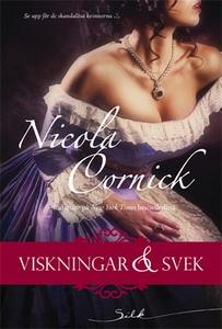 Viskningar & svek (e-bok) av Nicola Cornick