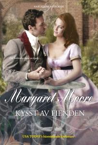 Kysst av fienden (e-bok) av Margaret Moore