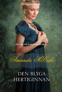 Den blyga hertiginnan (e-bok) av Amanda McCabe