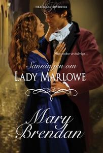 Sanningen om lady Marlowe (e-bok) av MARY BREND