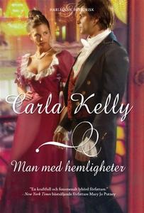 Man med hemligheter (e-bok) av Carla Kelly