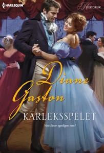 Kärleksspelet (e-bok) av Diane Gaston