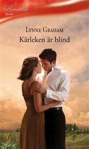 Kärleken är blind (e-bok) av Lynne Graham