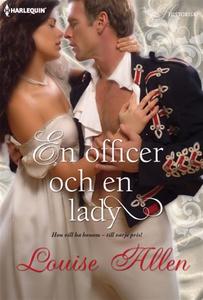 En officer och en lady (e-bok) av Louise Allen