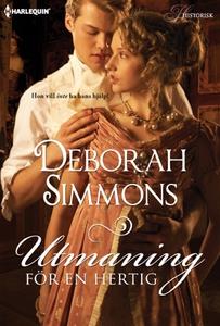Utmaning för en hertig (e-bok) av Deborah Simmo