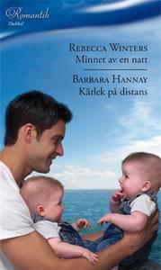 Minnet av en natt/Kärlek på distans (e-bok) av