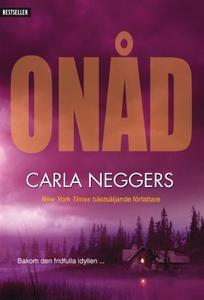 Onåd (e-bok) av Carla Neggers