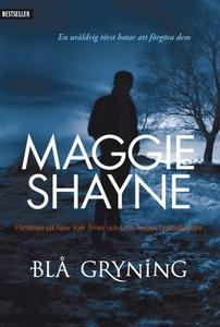 Blå gryning (e-bok) av Maggie Shayne