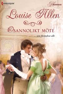 Osannolikt möte (e-bok) av Louise Allen