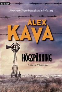 Högspänning (e-bok) av Alex Kava