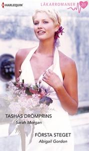 Tashas drömprins/Första steget (e-bok) av Abiga
