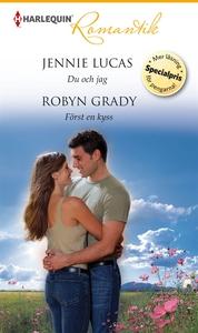 Du och jag/Först en kyss (e-bok) av Jennie Luca