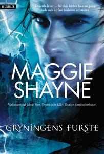 Gryningens furste (e-bok) av Maggie Shayne