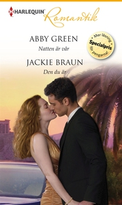 Natten är vår/Den du är (e-bok) av Abby Green,