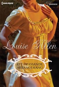Ett opassande arrangemang (e-bok) av Louise All