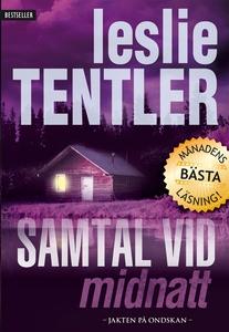 Samtal vid midnatt (e-bok) av Leslie Tentler