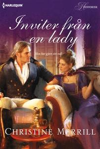 Inviter från en lady (e-bok) av Christine Merri