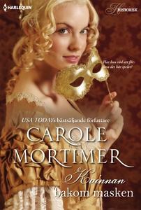 Kvinnan bakom masken (e-bok) av Carole Mortimer