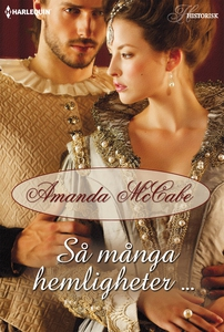 Så många hemligheter ... (e-bok) av Amanda McCa