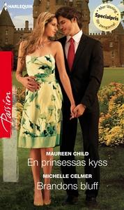 En prinsessas kyss/Brandons bluff (e-bok) av Ma