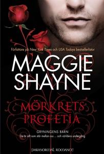 Mörkrets profetia (e-bok) av Maggie Shayne