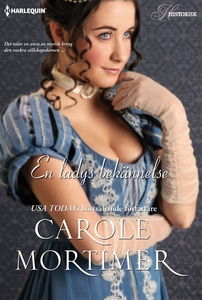 En ladys bekännelse (e-bok) av Carole Mortimer