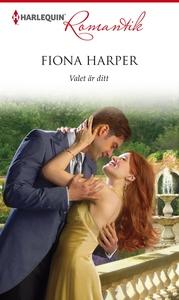 Valet är ditt (e-bok) av Fiona Harper