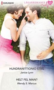 Hundranittionio steg/Helt fel man? (e-bok) av J