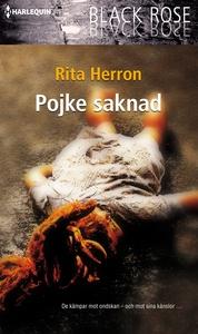 Pojke saknad (e-bok) av Rita Herron