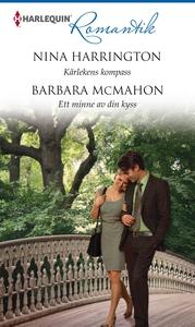 Kärlekens kompass/Ett minne av din kyss (e-bok)