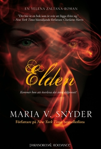 Elden (e-bok) av Maria V. Snyder