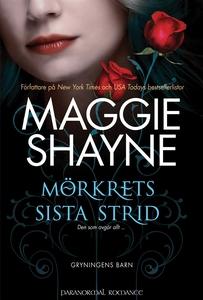 Mörkrets sista strid (e-bok) av Maggie Shayne