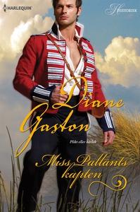 Miss Pallants kapten (e-bok) av Diane Gaston