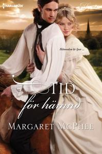 Tid för hämnd (e-bok) av Margaret McPhee