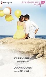 Kärleksbiten/Ovan molnen (e-bok) av Meredith We