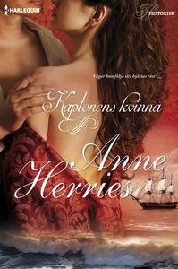 Kaptenens kvinna (e-bok) av Anne Herries