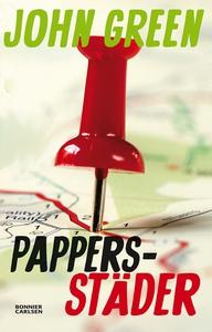 Pappersstäder (e-bok) av John Green