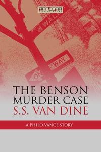 The Benson Murder Case (e-bok) av S. S. van Din
