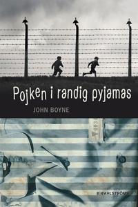 Pojken i randig pyjamas (e-bok) av John Boyne