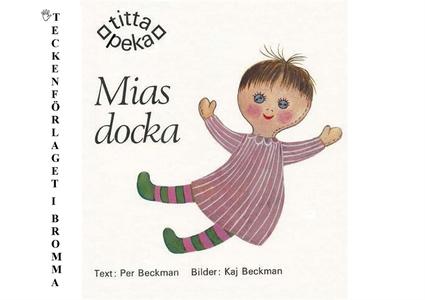 Mias docka (e-bok) av Per Beckman