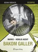 Marko - hemlig agent: Bakom galler