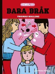 Bara bråk (e-bok) av Thomas Halling