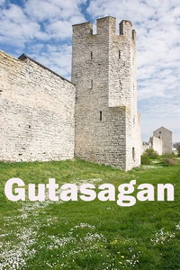 Gutasagan (e-bok) av Gammal Folksaga, Göran Wal