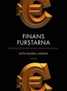 Finansfurstarna. Berättelsen om de svenska risk